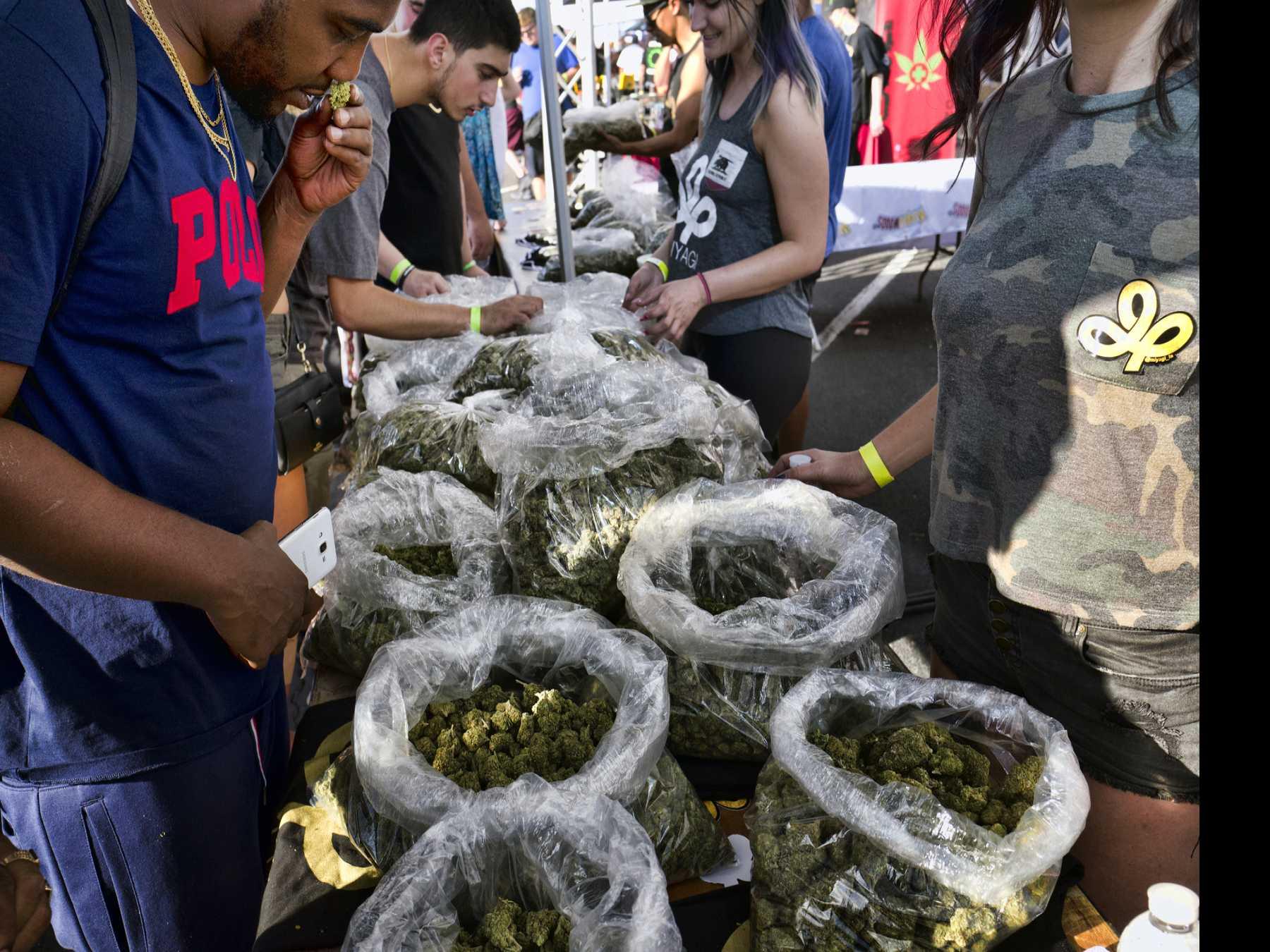 Youth Programs Left Wanting by California Marijuana Law