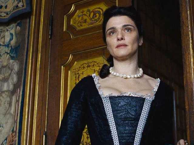 'Gay Rights!' Rachel Weisz on Playing Gay in Two Films Last Year