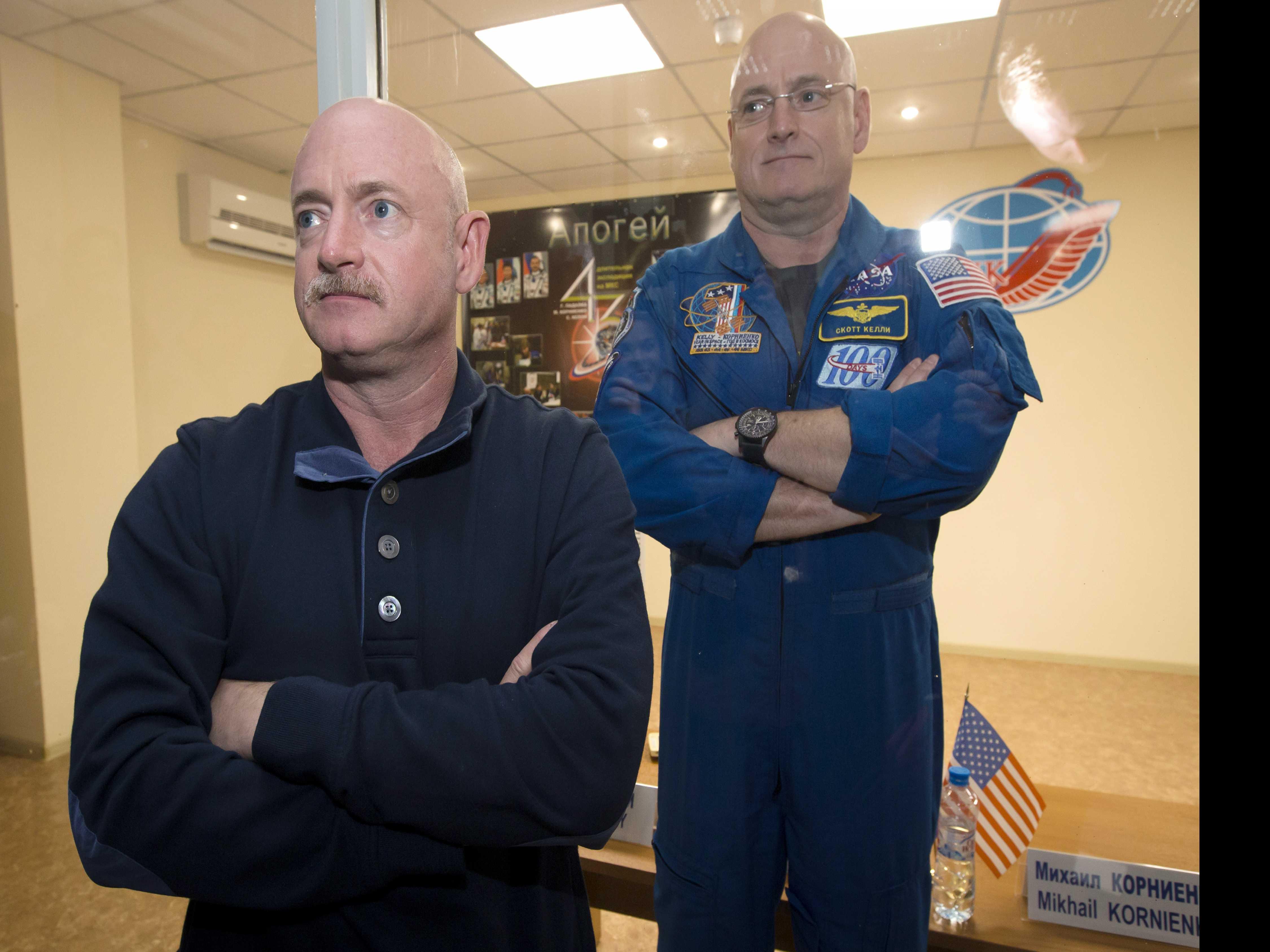 Year in Space Puts U.S. Astronaut's Disease Defenses on Alert