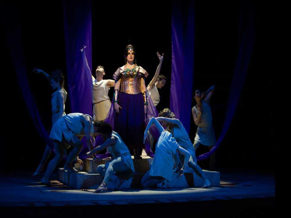 Review :: Odyssey Opera: Paride ed Elena