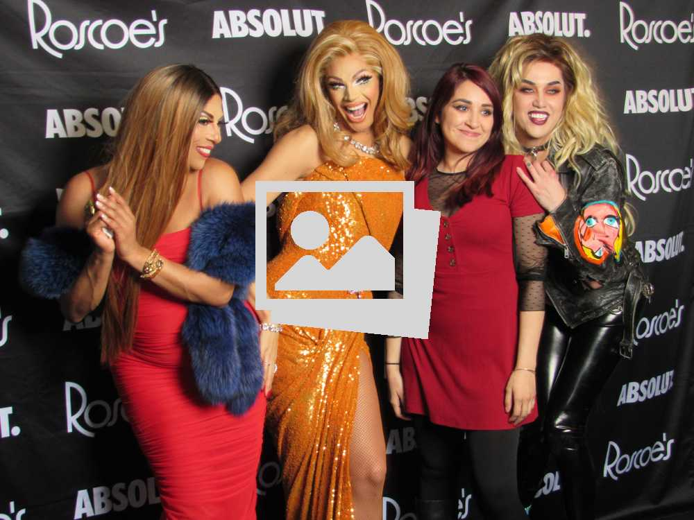 RuPaul's Drag Race All Stars 4 Finale Party  @ Roscoe's Tavern Chicago :: February 15, 2019