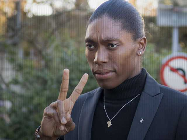 Semenya Arrives for Landmark Case at Swiss Sports Tribunal