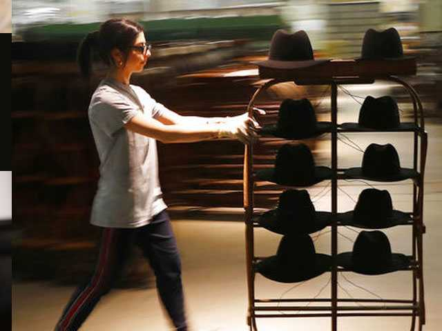 From Bogart to Millennials: Italian Hat Maker Tries New Look