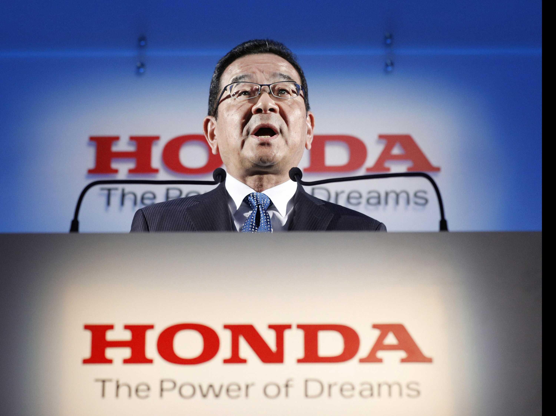 Honda to Shut Plant in Britain, Imperiling 3,500 Jobs