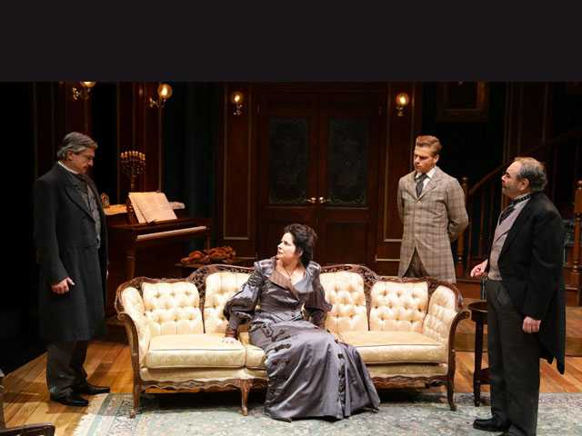 Review :: The Little Foxes