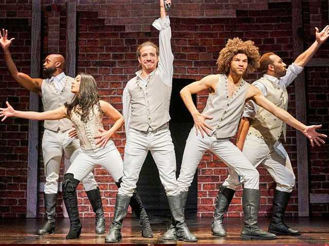 Review :: Spamilton: An American Parody