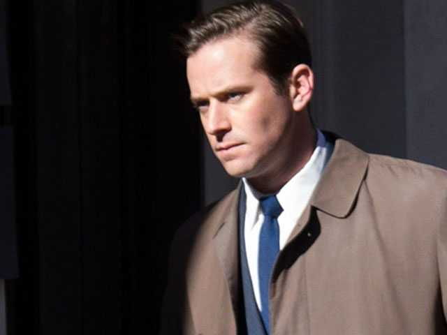 PopUps: Is Armie Hammer Going to be Your New Batman?
