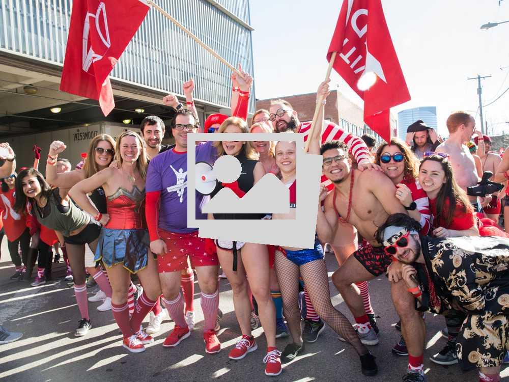 Cupid Undie Run Philly