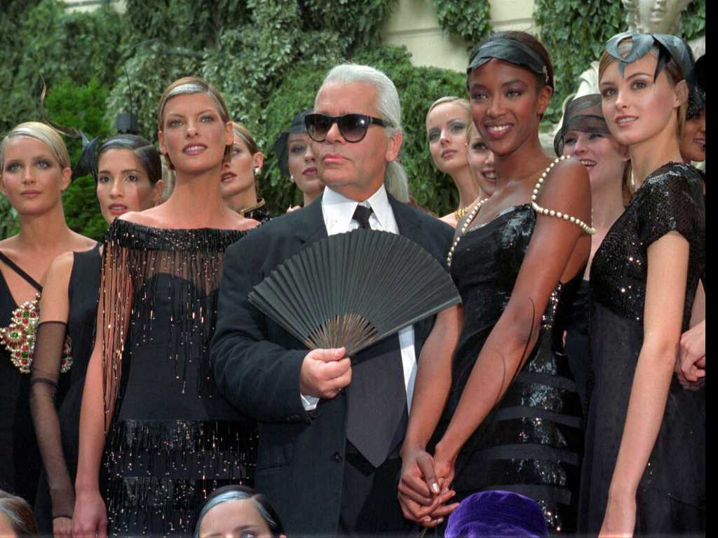 Style, Selfies and Hamburgers: Karl Lagerfeld in Quotes