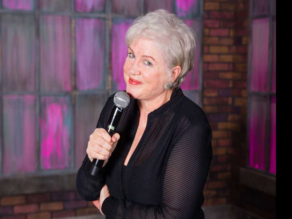 Review :: Julia Sweeney: Older & Wider