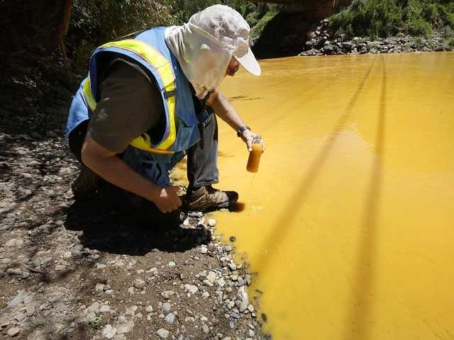 Fouled Waters Reveal Lasting Legacy of U.S. Mining Industry