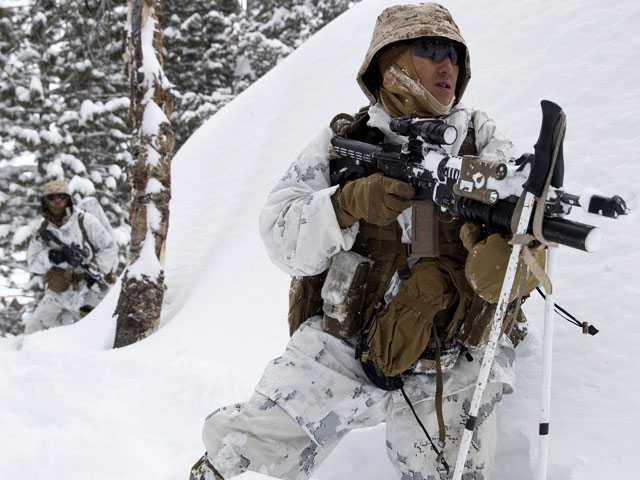 U.S. Steps Up Winter-Warfare Training As Global Threat Shifts