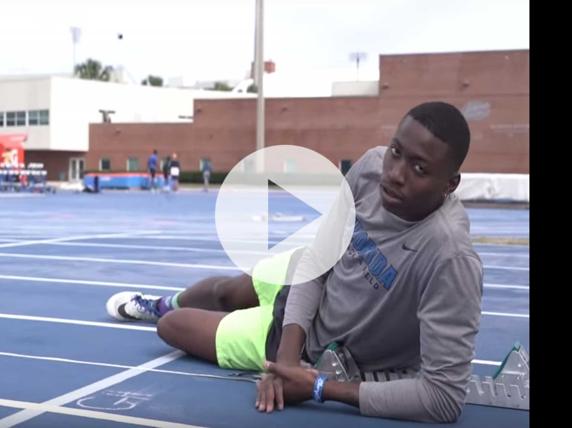 Workout Wednesday: Grant Holloway's 3 Workouts in 1 Session
