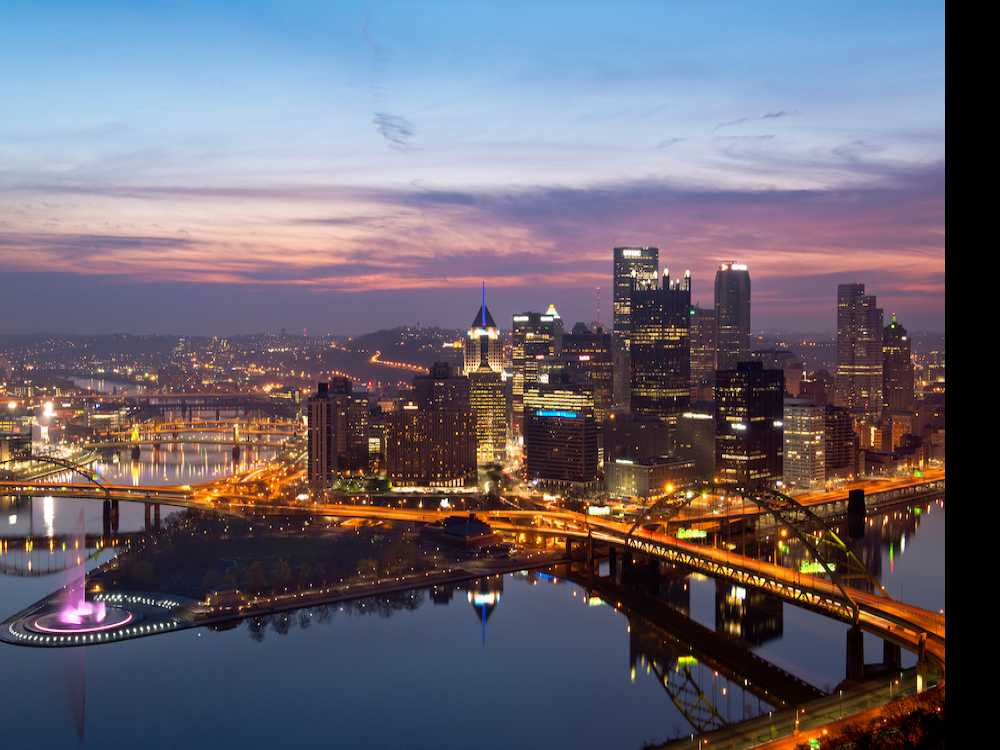Pittsburgh's Food Scene Turns the Rust Belt City Shiny Again