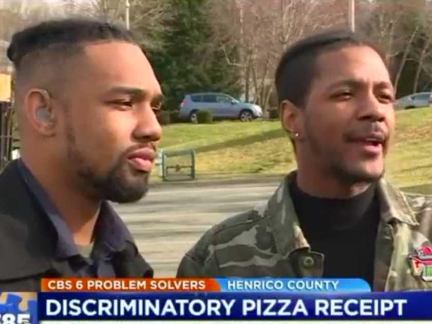 Watch: Piece 'a' Prejudice Pizza? Little Caesar's Worker Fired After 'Gay' Receipt