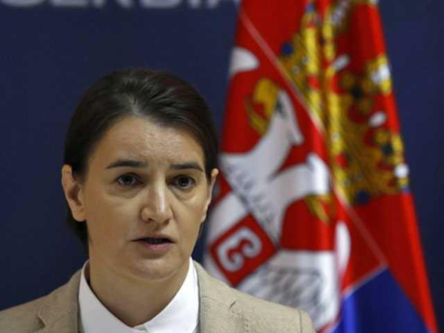 Serbian Premier's Gay Partner Gives Birth to Baby Boy