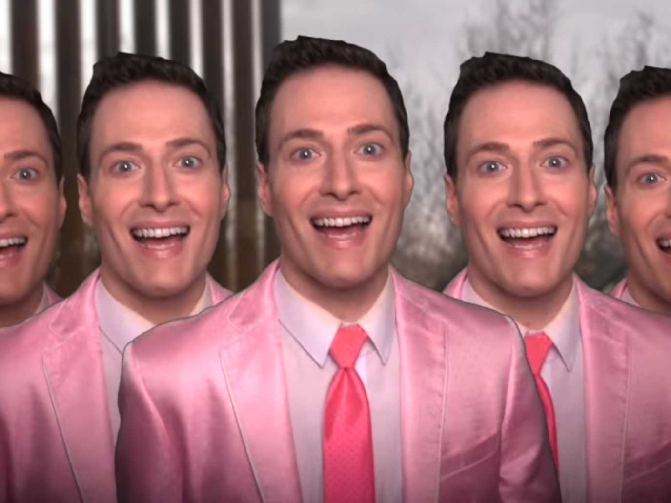 Watch: Randy Rainbow Tuts Trump with Madge-tastic 'Border Lies'