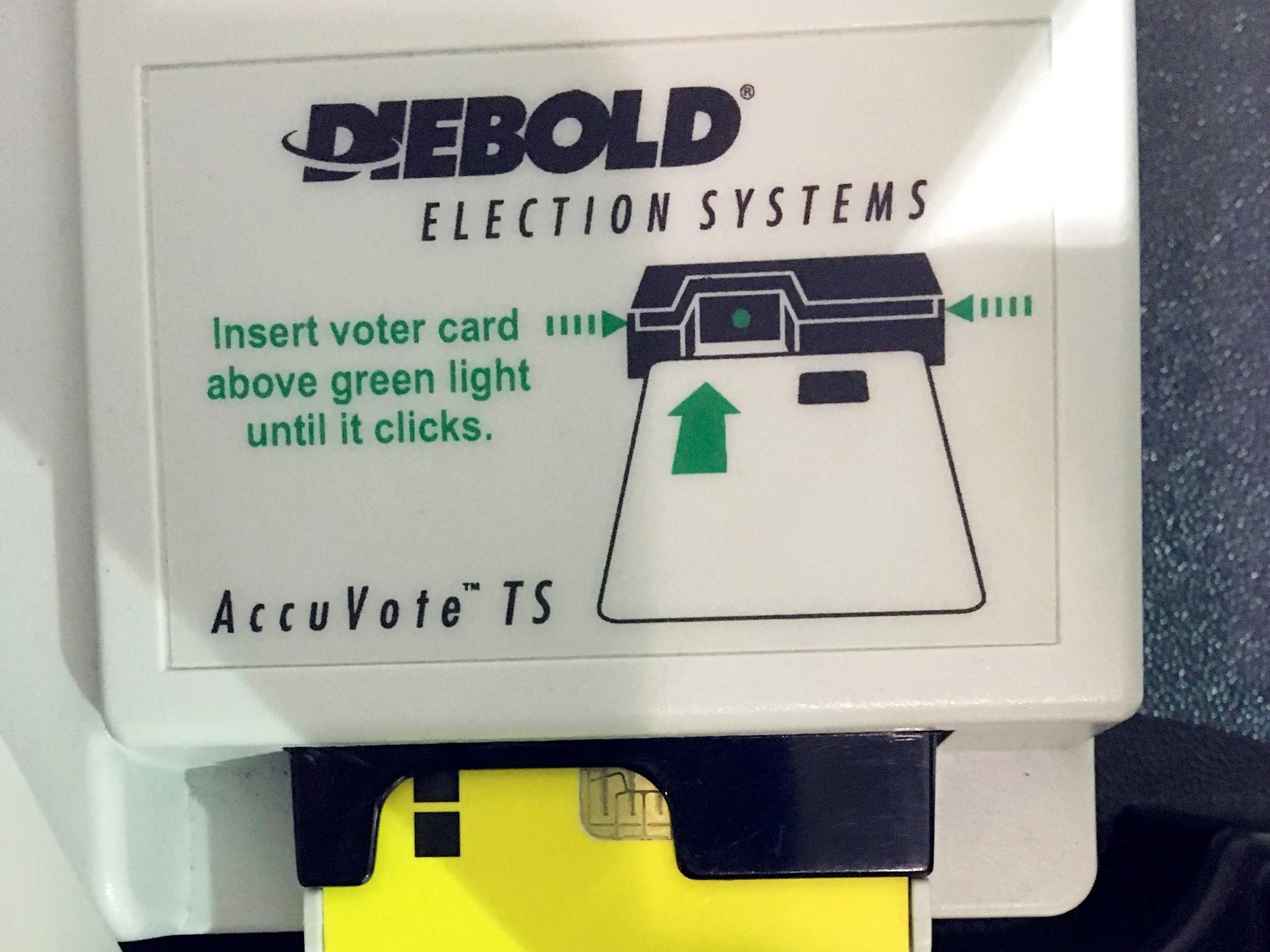 Electronic Voting Machines Clear Hurdles in Georgia House