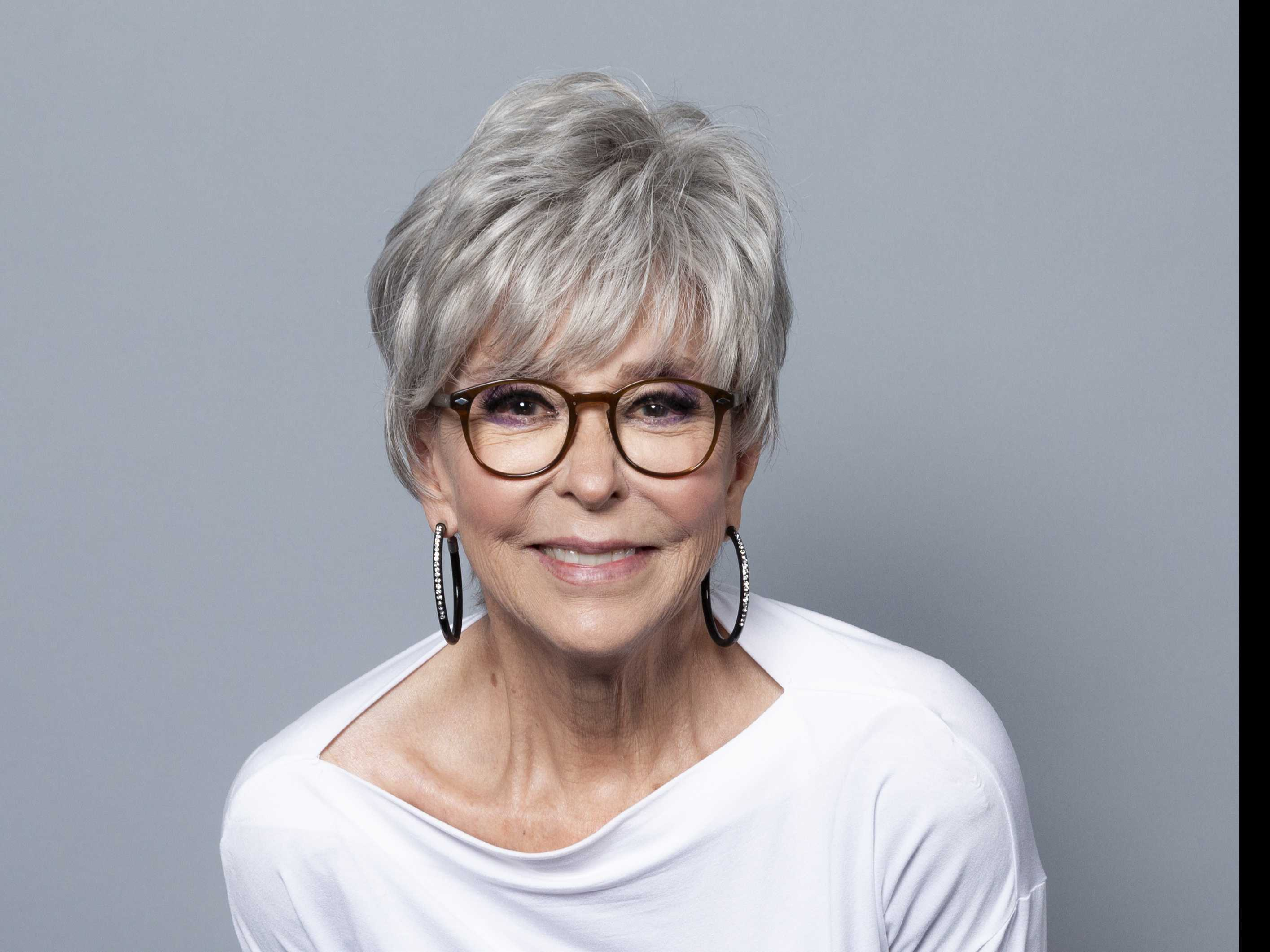 Rita Moreno on Playing a Sassy Grandma, 'West Side Story'
