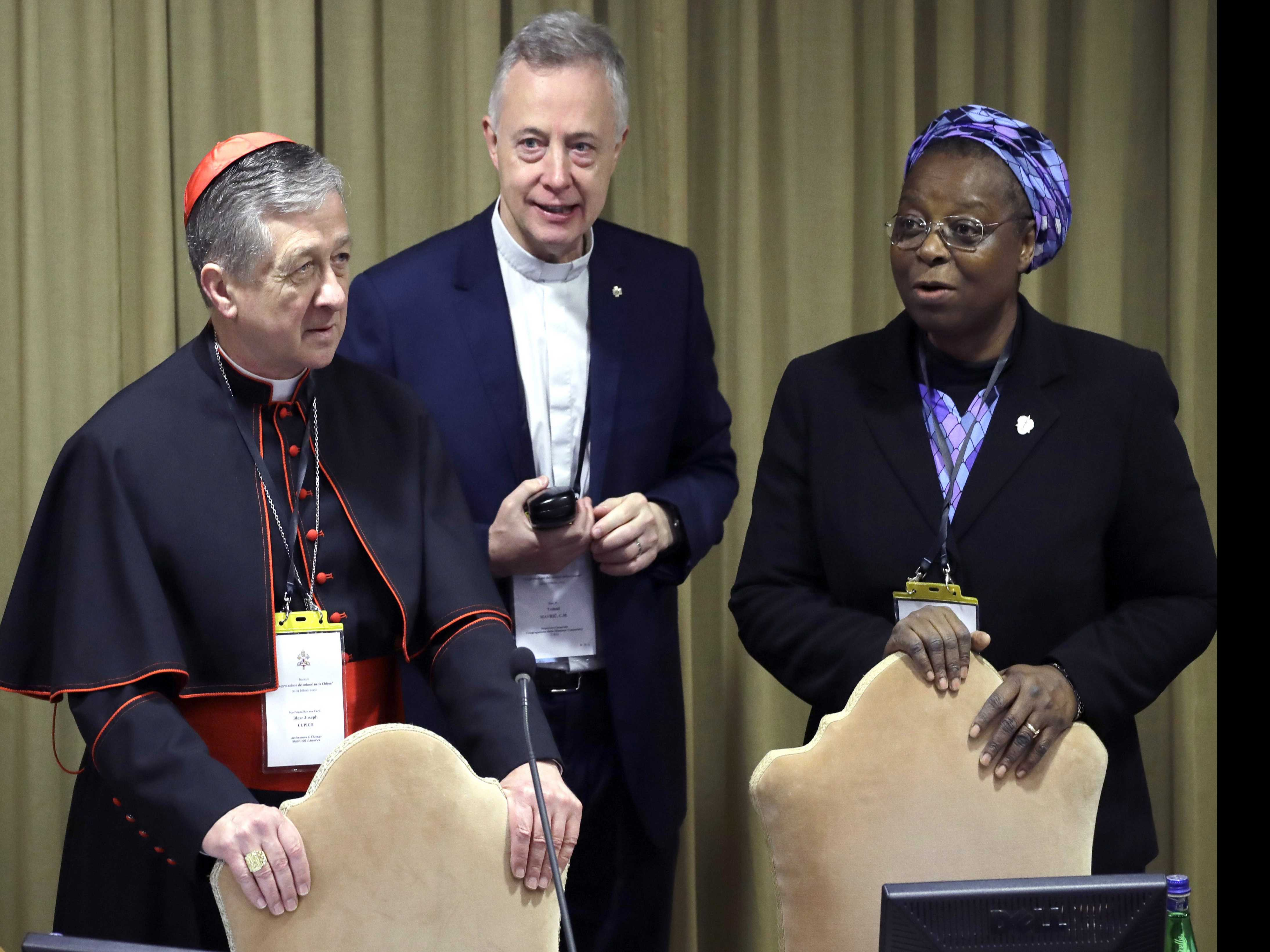 """Nun to Vatican Abuse Summit: """"This Storm Will Not Pass By"""""""