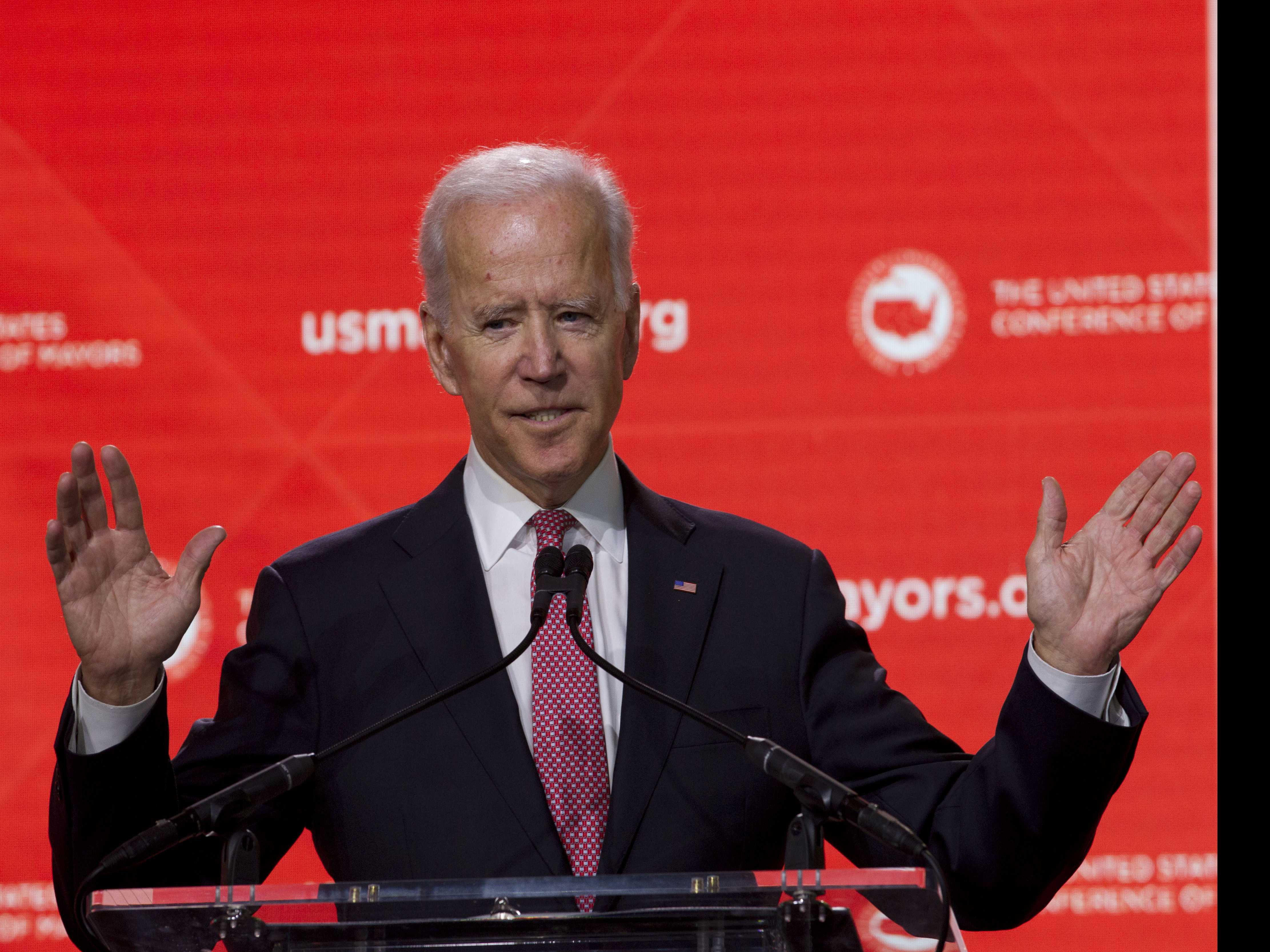 Biden's 2020 Opening? Dem Field Missing Foreign Policy Hand