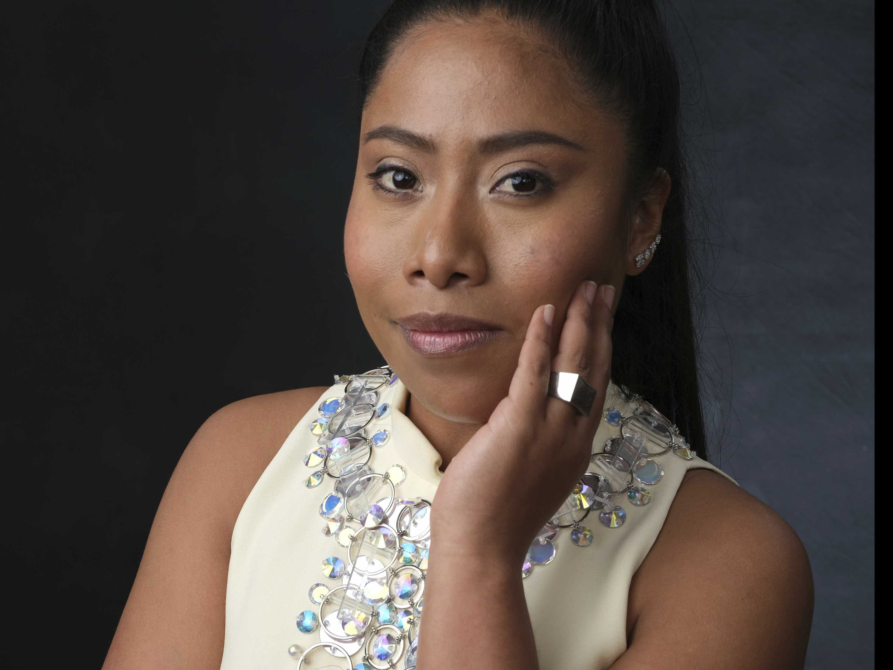 US Latinas Rally Around 'Roma' Actress Yalitza Aparicio
