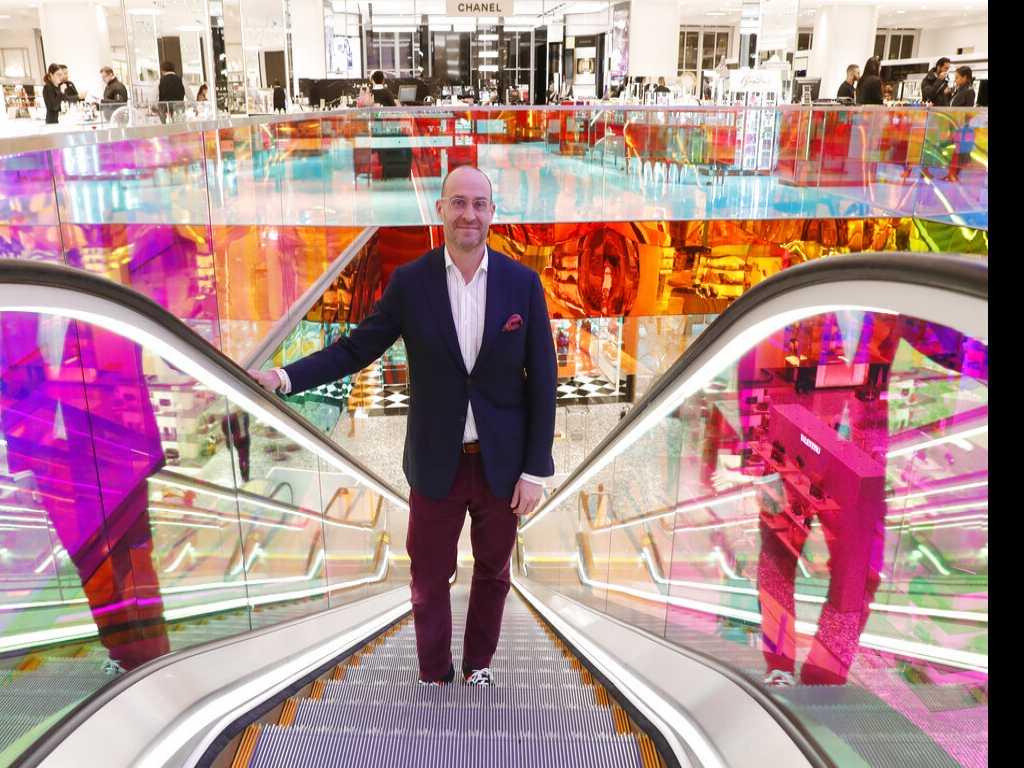 Saks Fifth Avenue President Talks Luxury