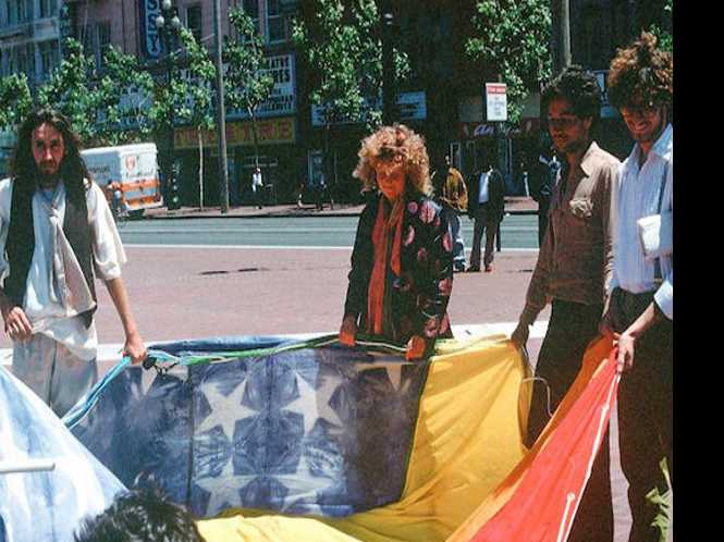 News Briefs: Rainbow flag co-creator seeks funds for Stonewall 50 project