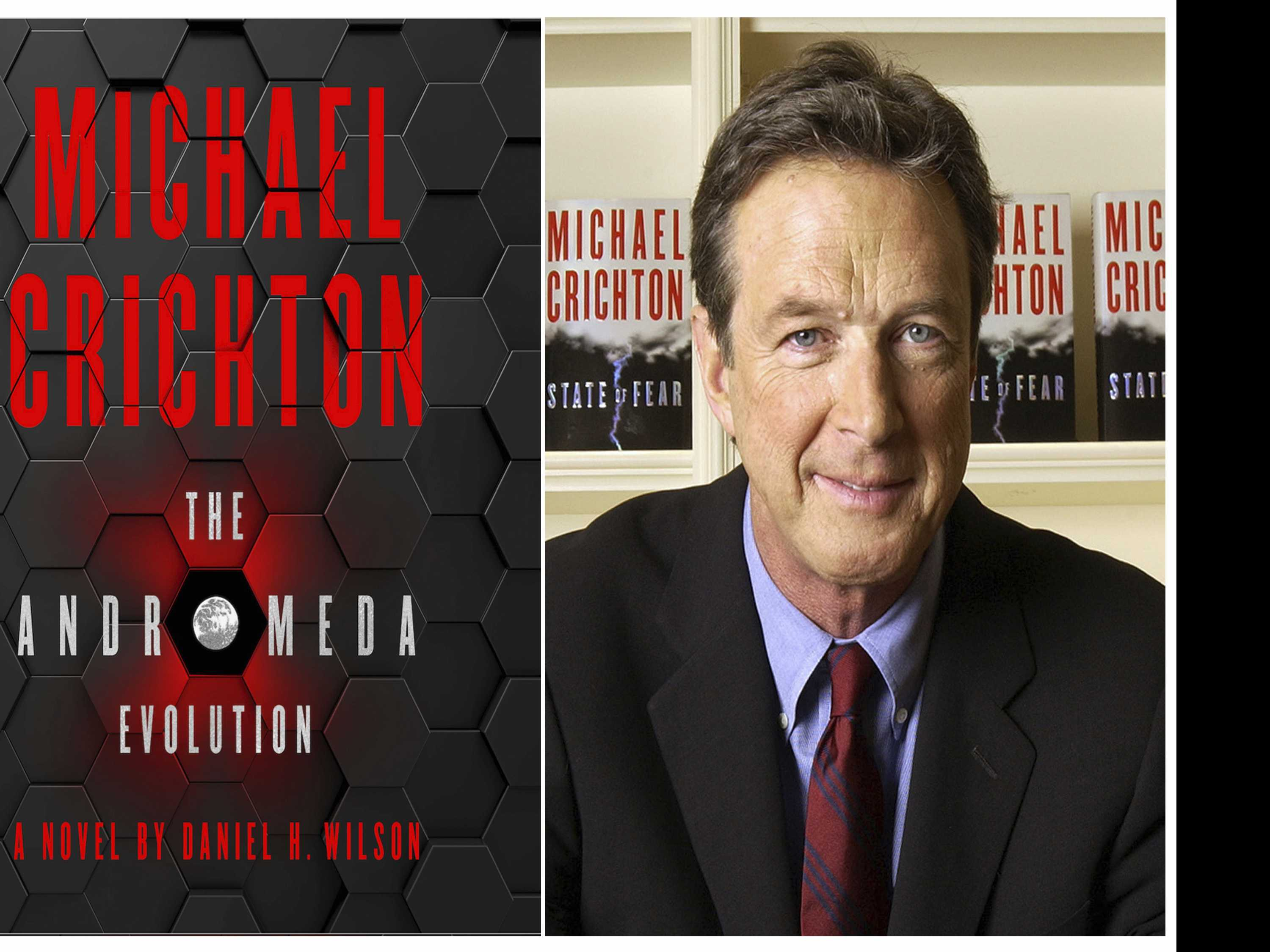 Sequel to Michael Crichton's 'Andromeda Strain' Due in Fall