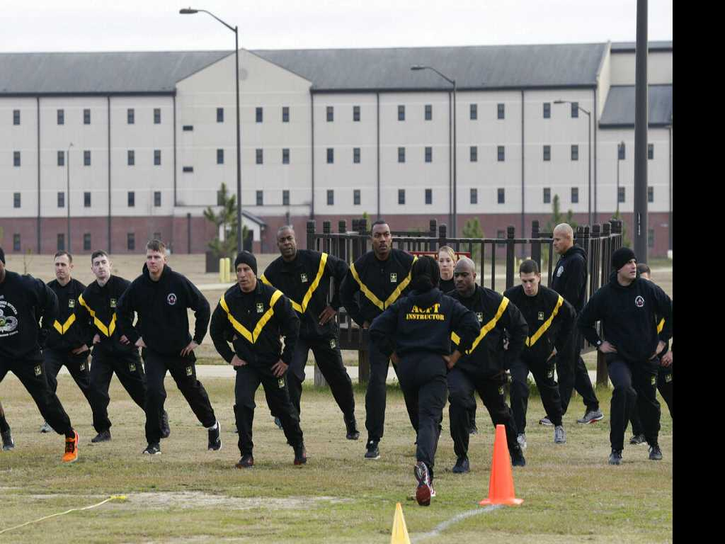New Fitness Test Presents Challenges for Army Guard