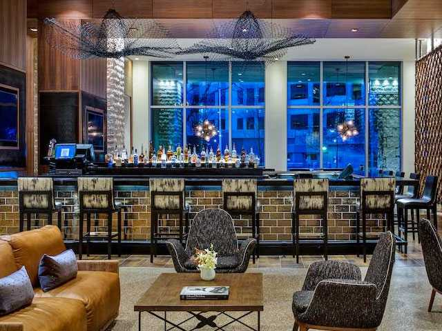 JW Marriott Austin: Bigger IS Better