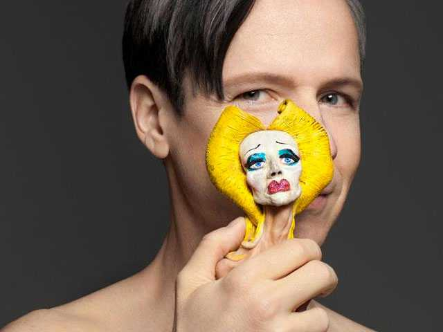 John Cameron Mitchell Brings Songs from 'Hedwig' to Boston this Saturday