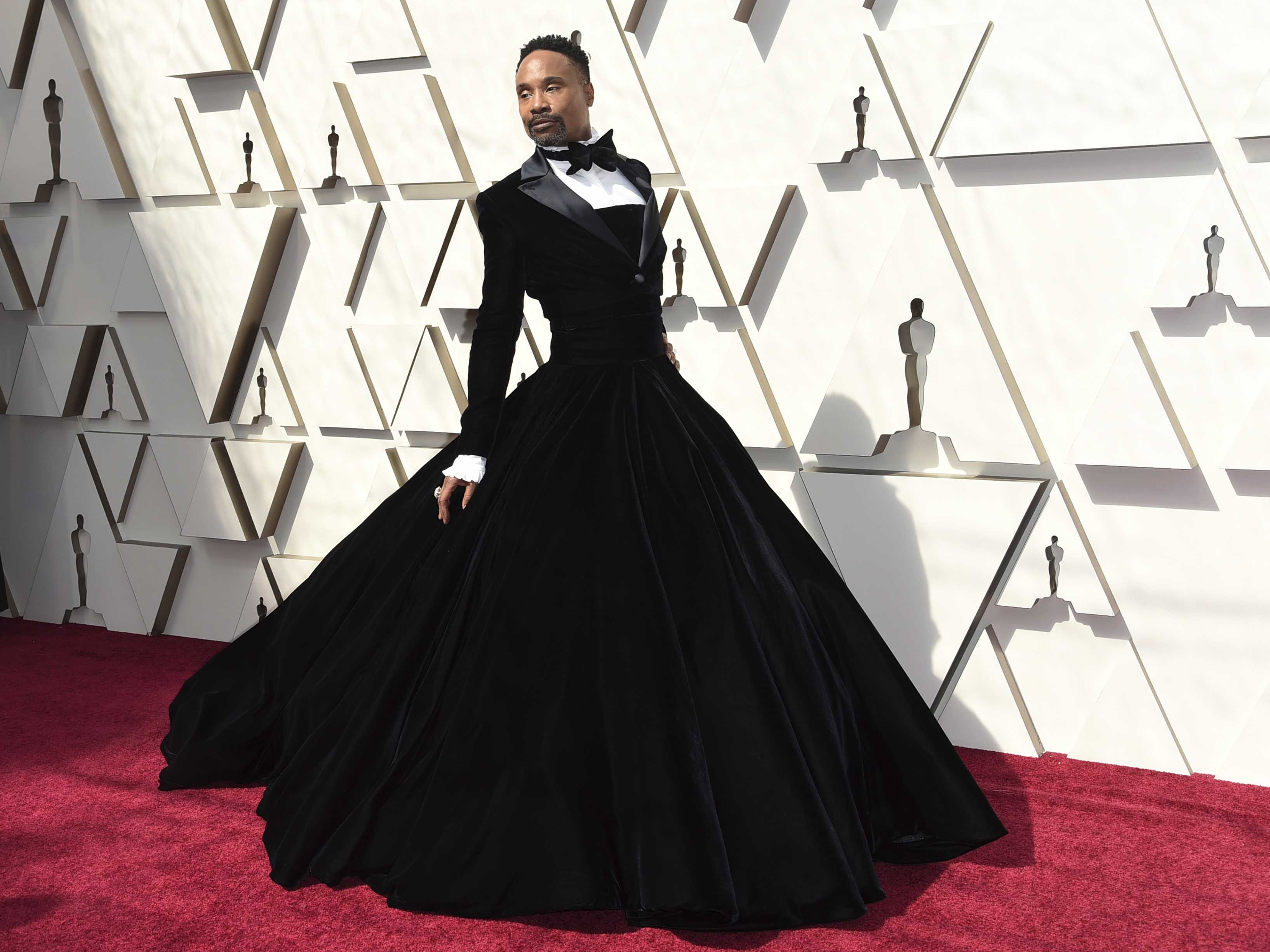 Billy Porter Speaks on Oscars Gown and Social Media Hate