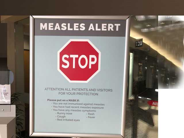 How 'Completely Avoidable' Measles Cases Continue to Climb