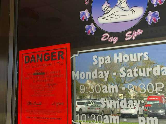 New Solutions for the Old Problem of Illegal Massage Parlors