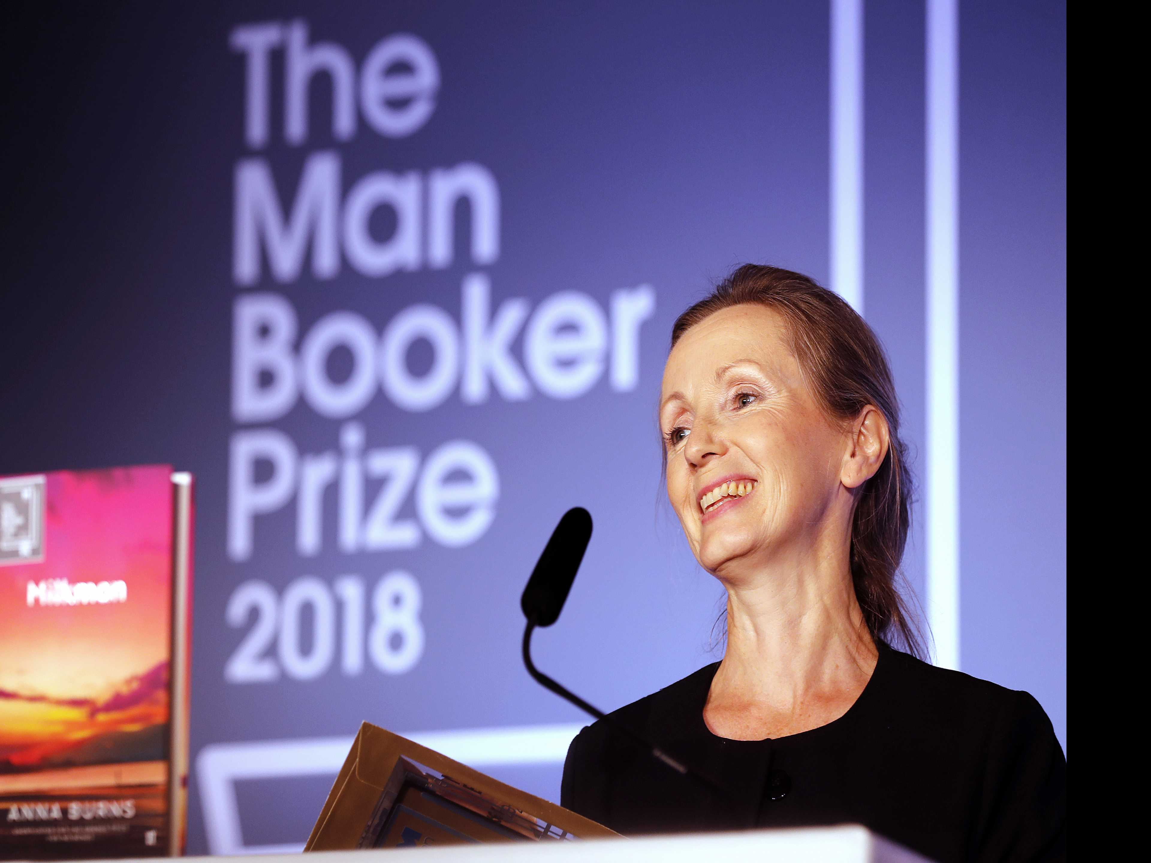 Booker Prize for Fiction Secures New Financial Backer