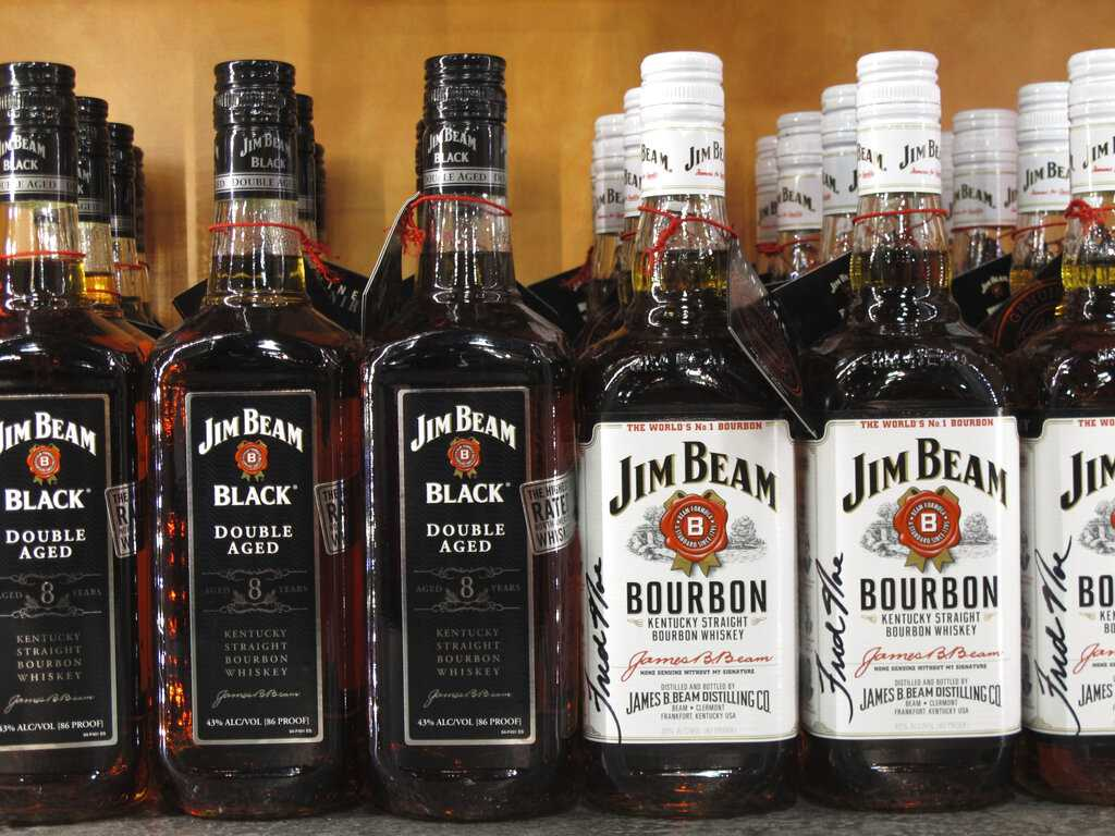 Bourbon Makers Want Equal Treatment on Wine Bill in Kentucky
