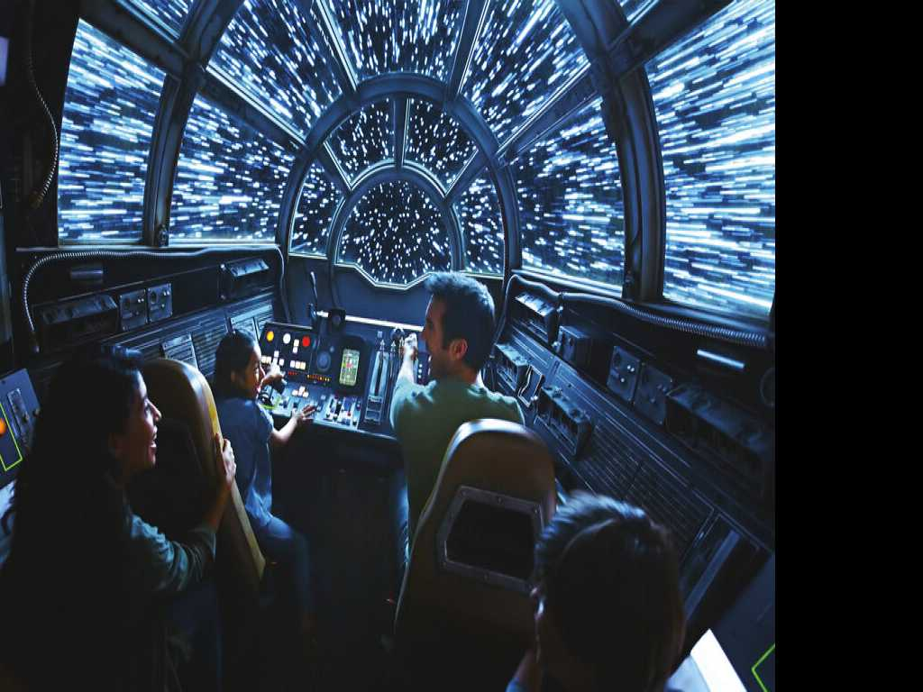 May the Force be With You: Disney to Open Immersive Star Wars Experience