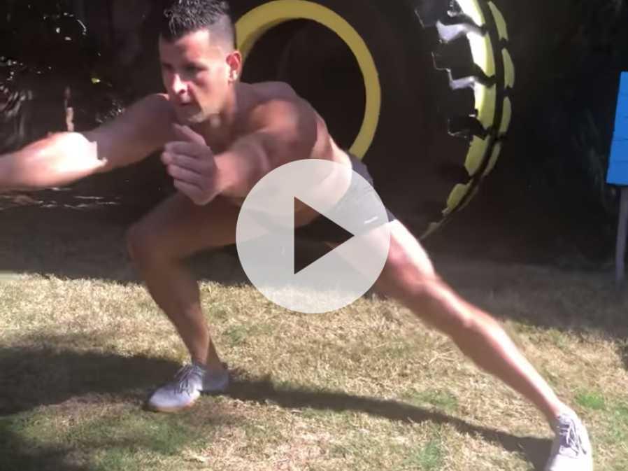 Fitness Friday: 10-Minute Bodyweight Fat Burner