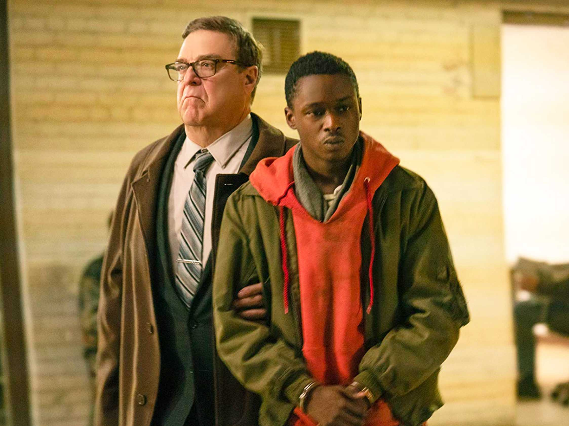 Review :: Captive State
