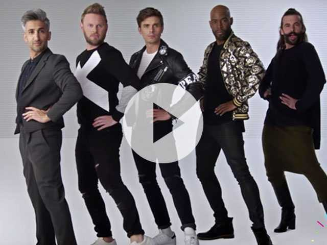 Watch: Netflix Drops New 'Queer Eye' Season 3 Trailer, Featuring 1st Lesbian Makeover