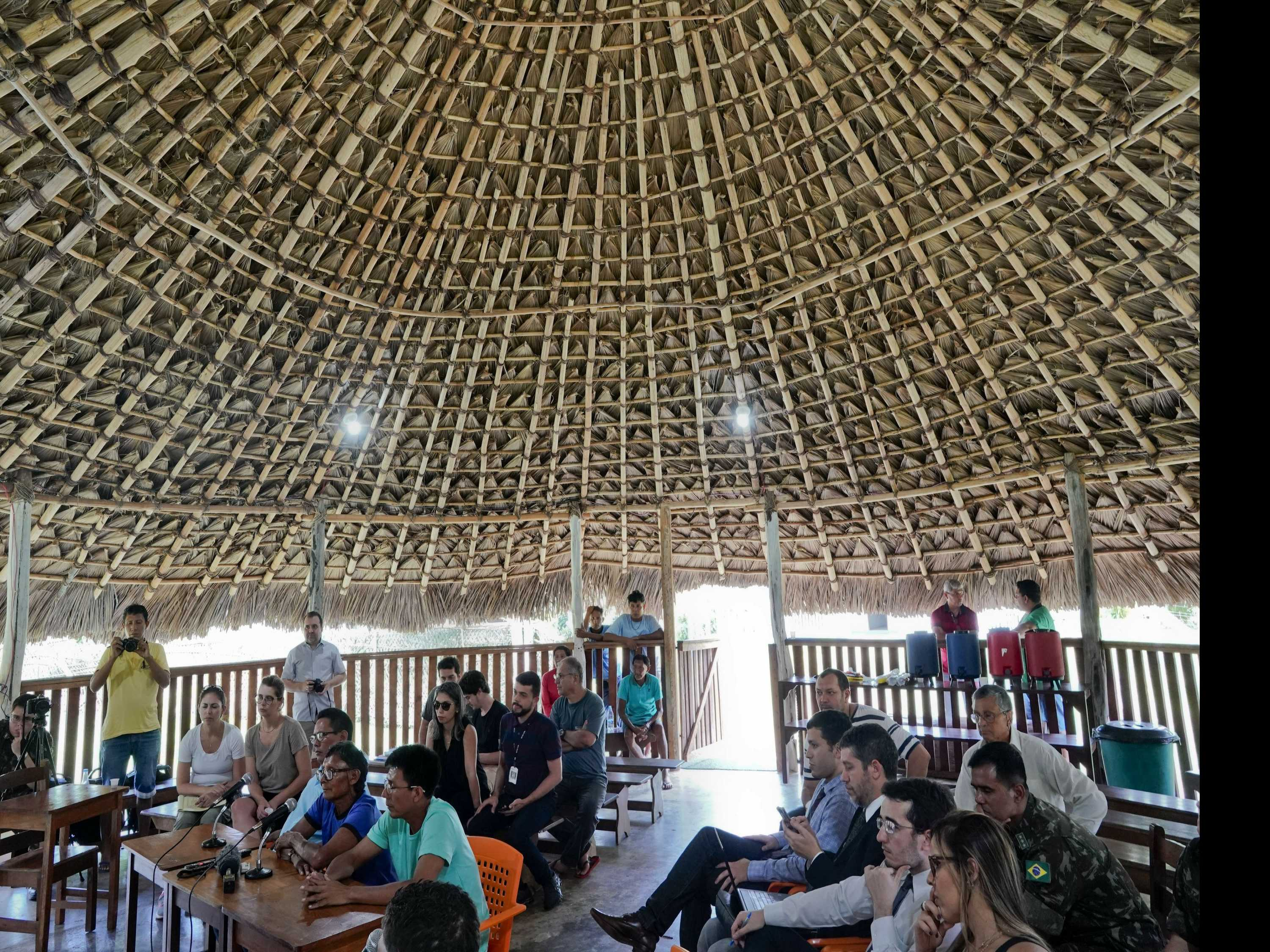 At Hearing, Amazon Tribe Accuses Brazil Army of Atrocities