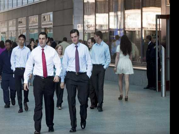 Wall Street's New Dress Code Raises Question: What to Wear?