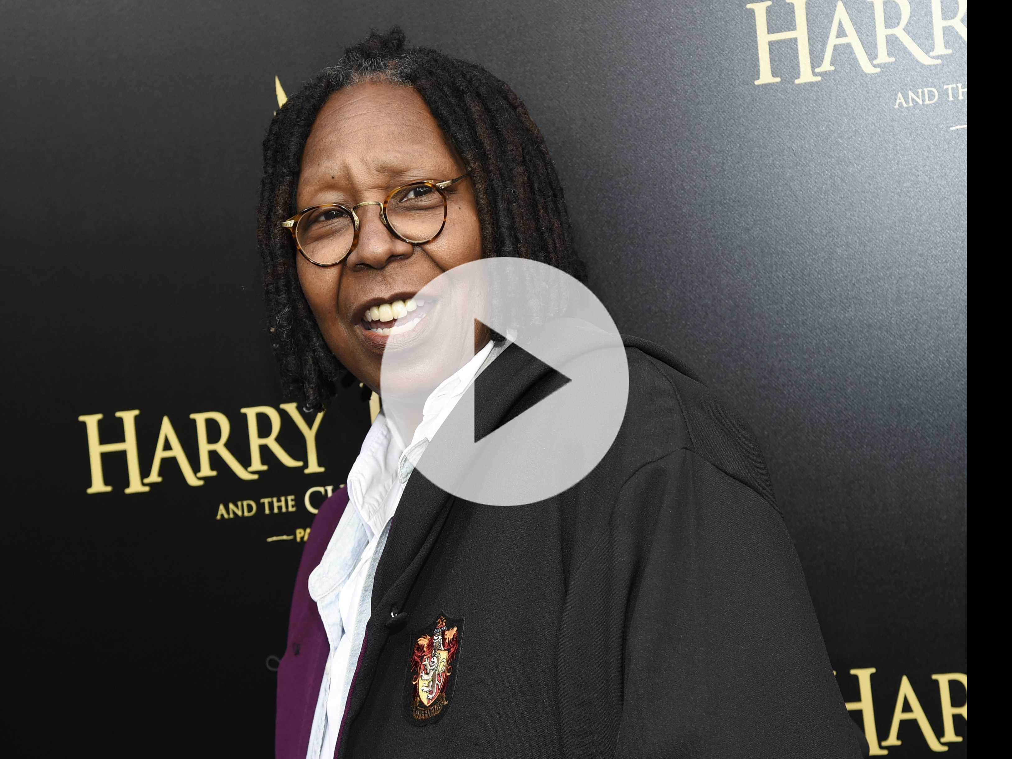 Watch: Whoopi Goldberg Says She Nearly Died From Pneumonia