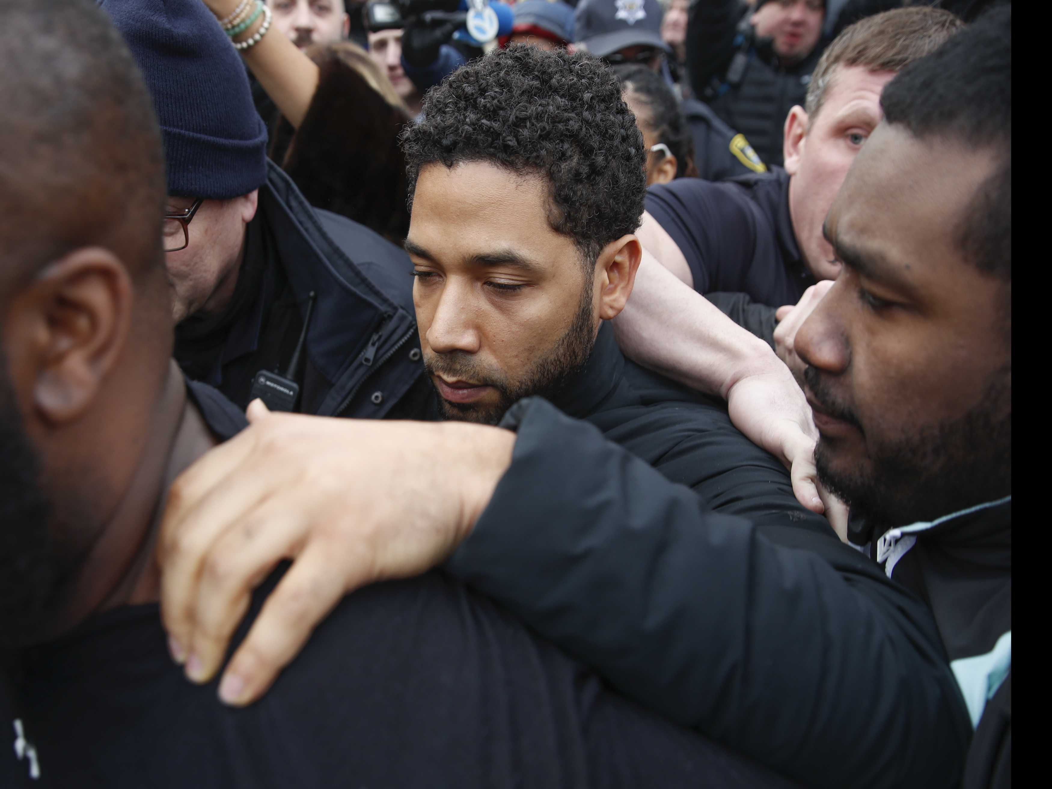 Smollett's Attorney: Indictment is 'Vindictive'