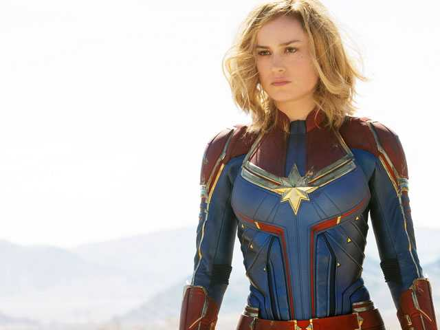 In Success for 'Captain Marvel,' a Defeat for Trolls