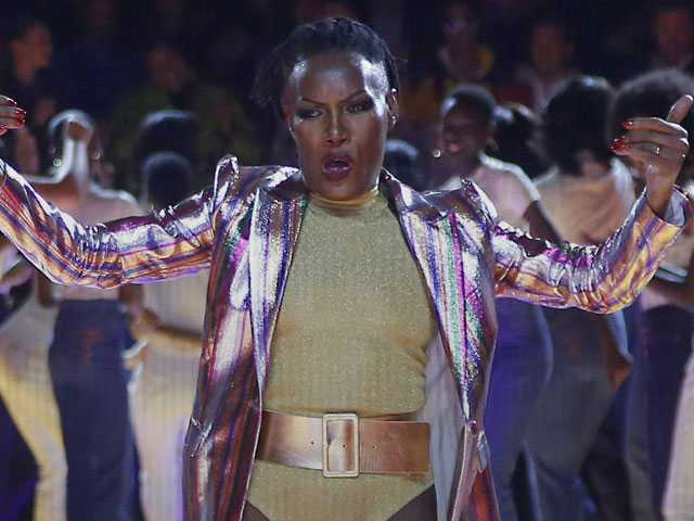 Grace Jones to Headline NYC Pride Event