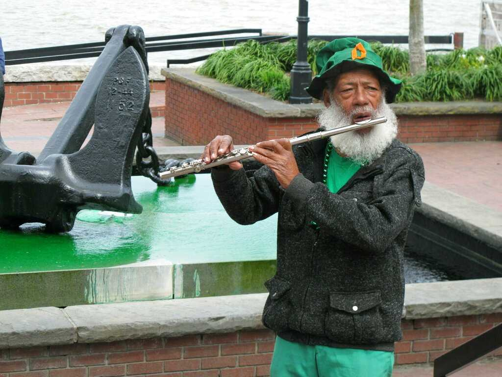 Savannah Gears Up for St. Patrick's Day Weekend
