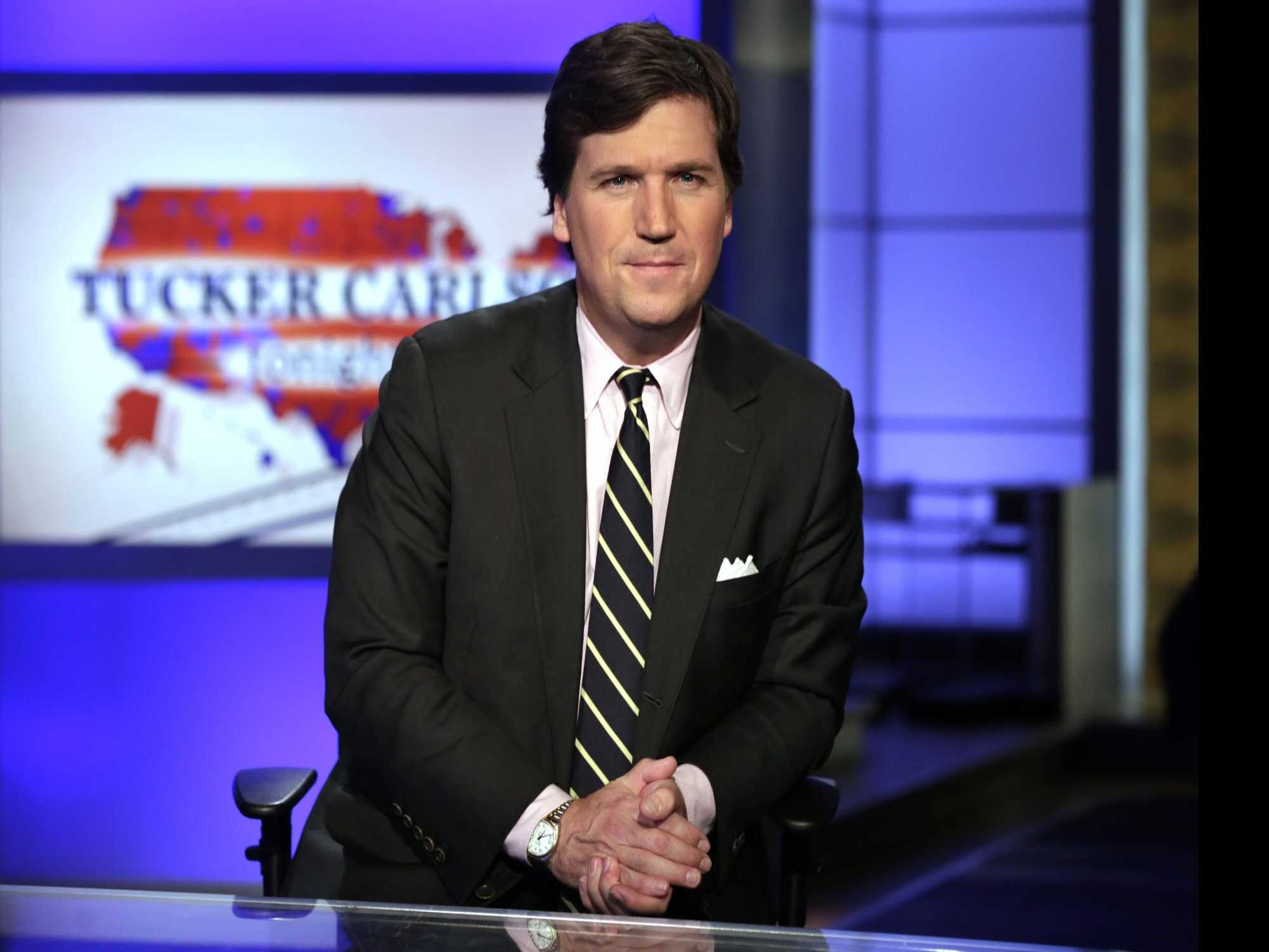 Tucker Carlson Abandons Plan for Studio Near Maine Home