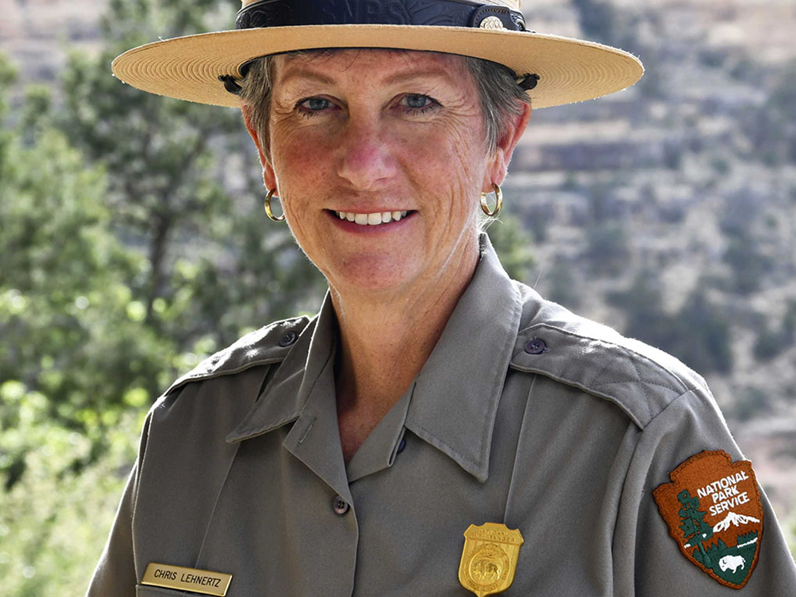 Grand Canyon National Park's 1st Female Leader Resigns